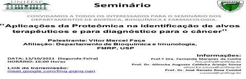 Seminários INFAR - 18/10/2021